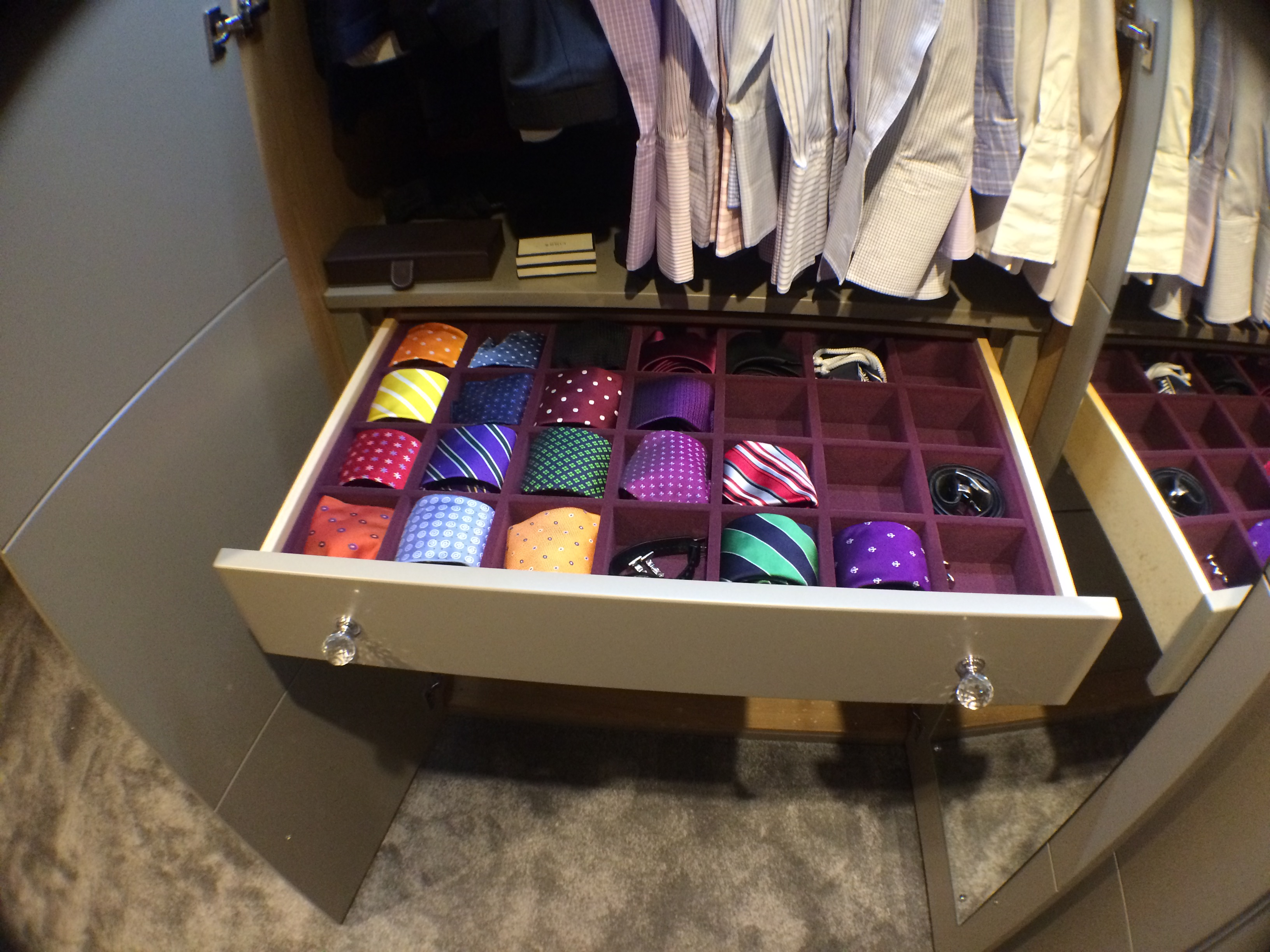 drawer products bathroom sock tie ccfdrawers closet drawers
