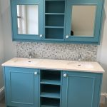 aquamarine vanity